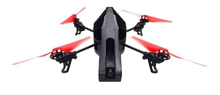 Power Parrot Quadricopter