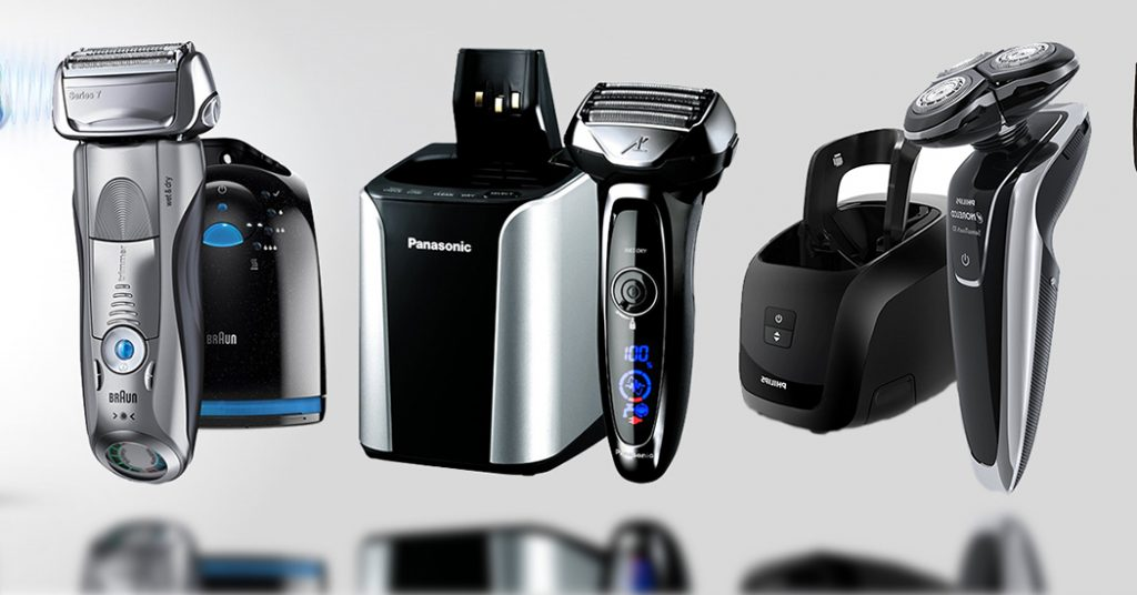 10 Best Electric Shavers [2018]