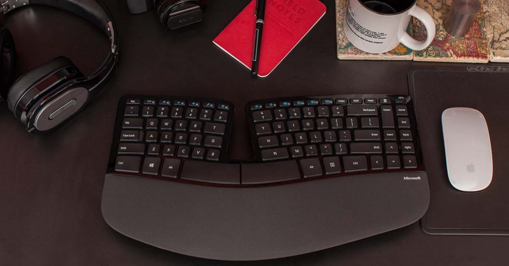 Best sculpt ergonomic keyboard