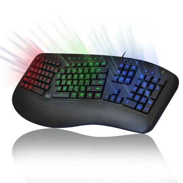 Ergonomic Keyboard And Mouse Combo