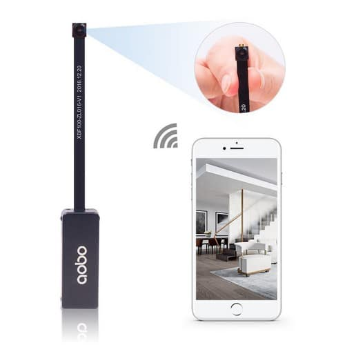Camera blocker - smallest wifi spy camera