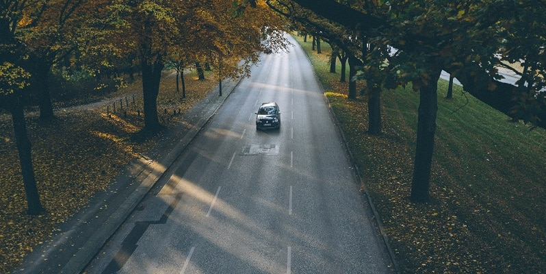 lonely road GPS CAR TRACKER