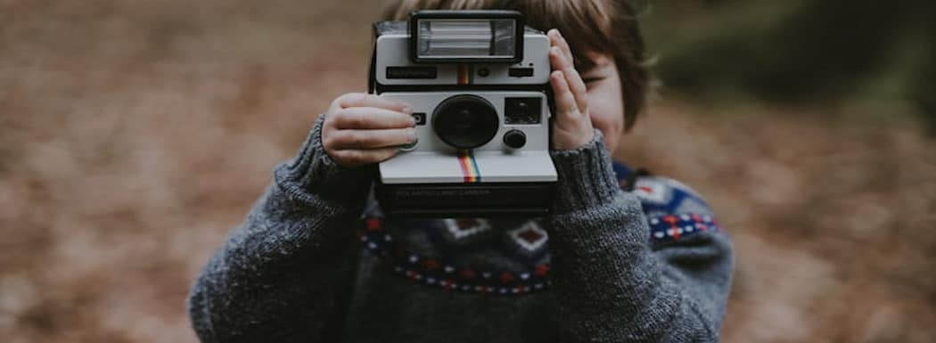 polaroid kids camera